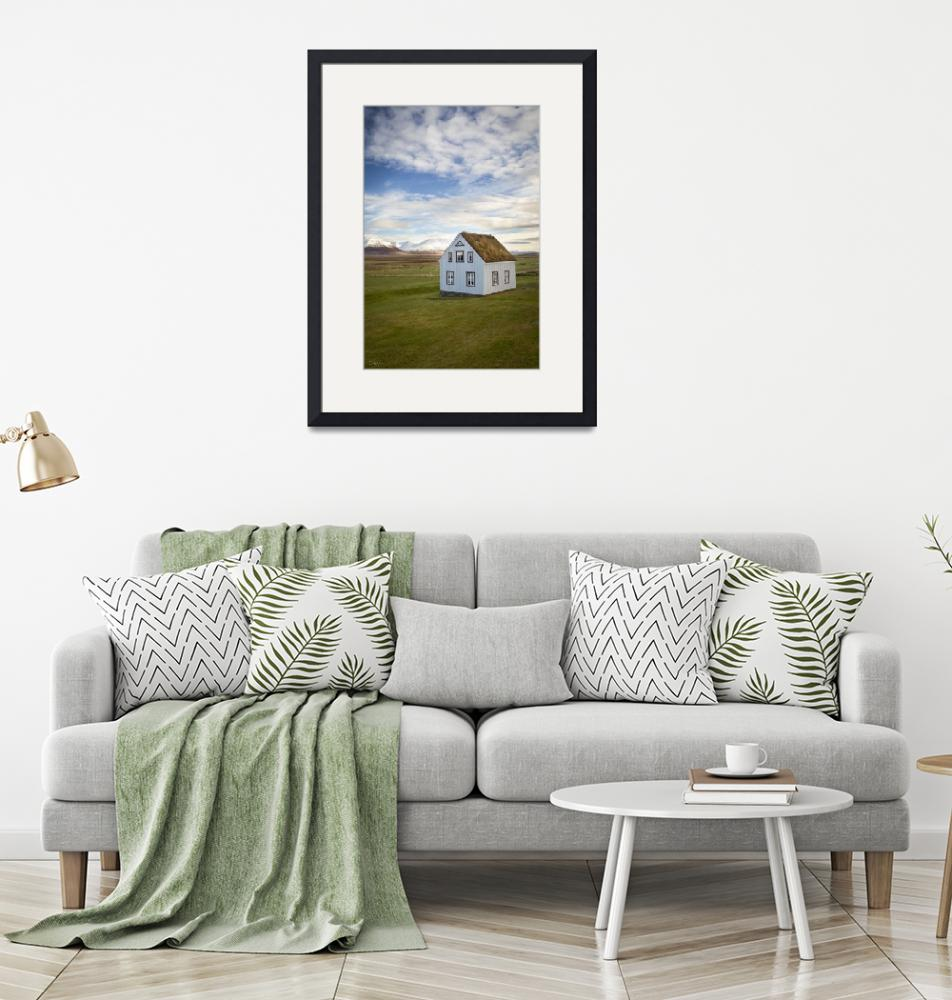 """""""Icelandic Turf House in Iceland by Cody York_115A4""""  by cyorkphoto"""