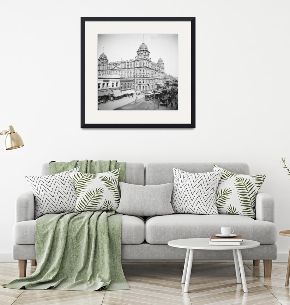 """FIRST GRAND CENTRAL NYC""  by homegear"