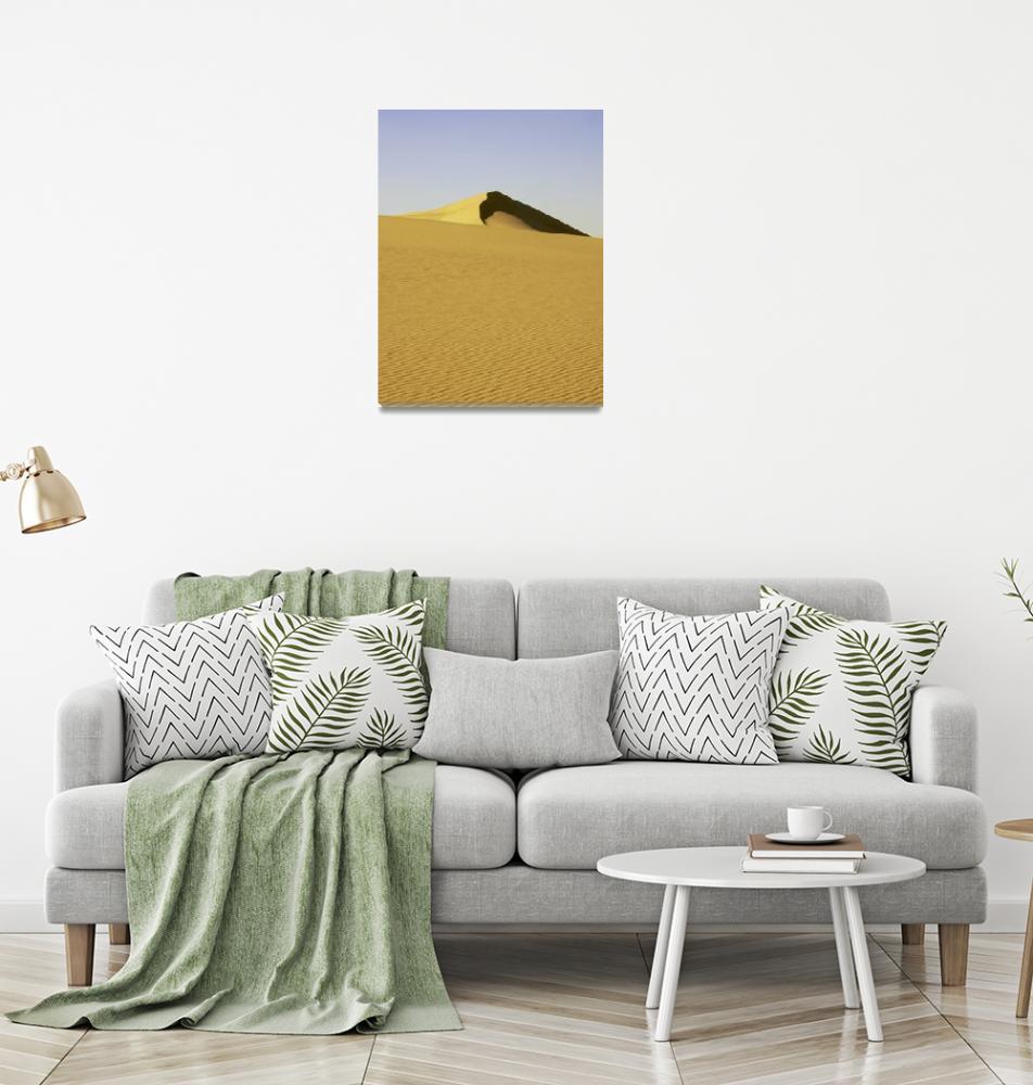 """""""Siwa Egypt Desert Dune""""  (2008) by studiomumken"""