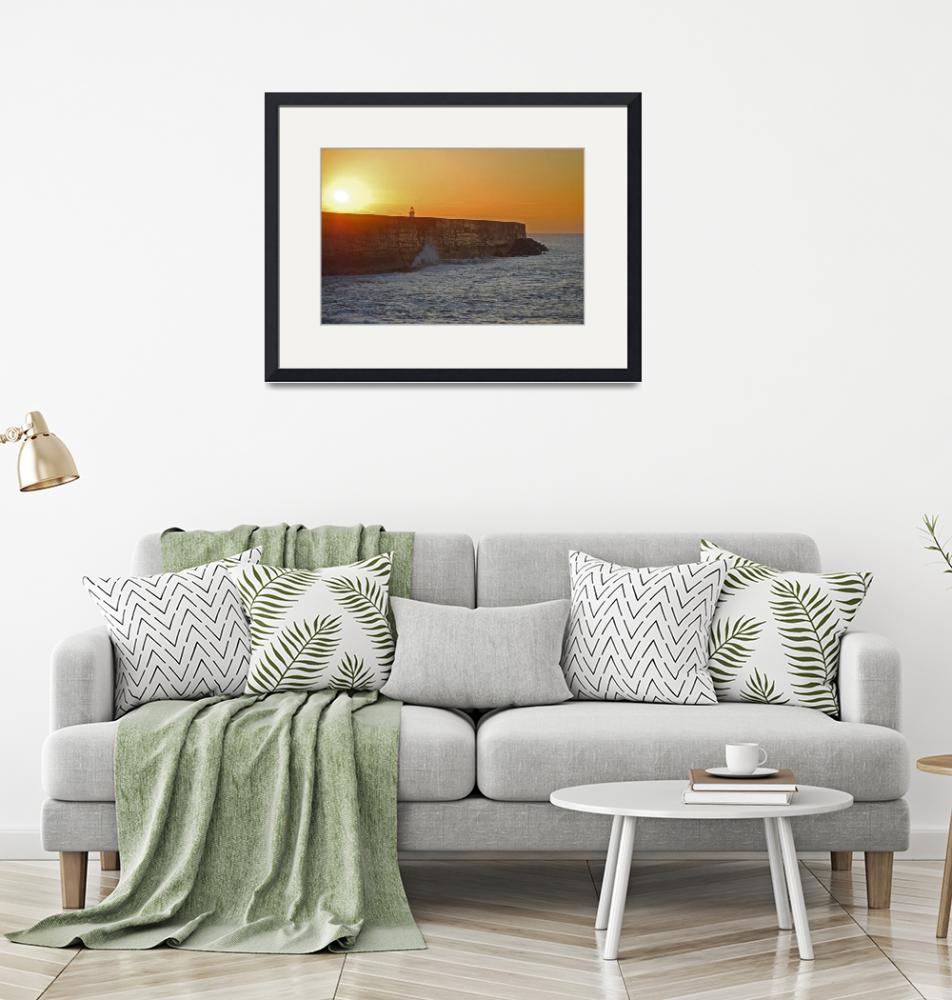 """""""Dawn over Newhaven harbour""""  by catherineflowermonkey"""
