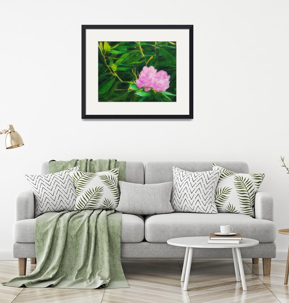 """""""Rhododendron Blossom""""  (2013) by ecoop"""