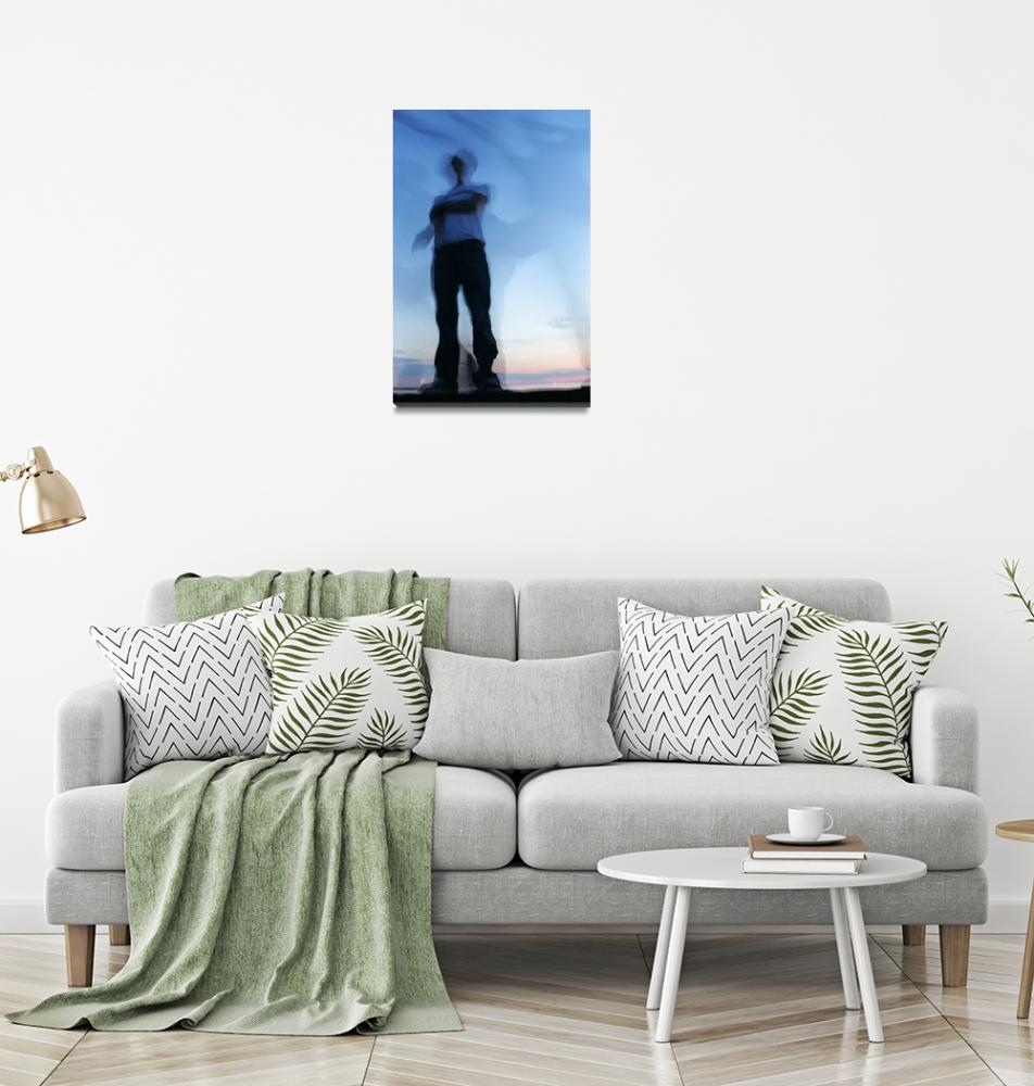 """Swedish Beachfront Blur""  by immortalist"