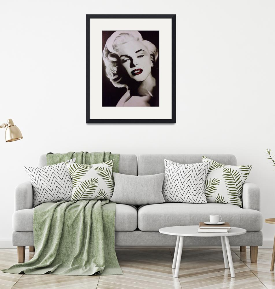 """Marilyn""  by AshleyRider"