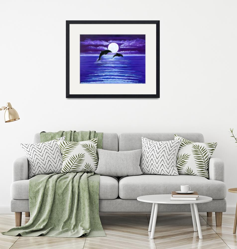 """""""dolphins""""  by tdesideriolbi"""