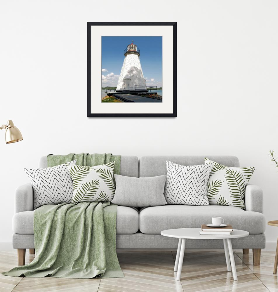 """""""Plymouth Lighthouse""""  by doncon402"""