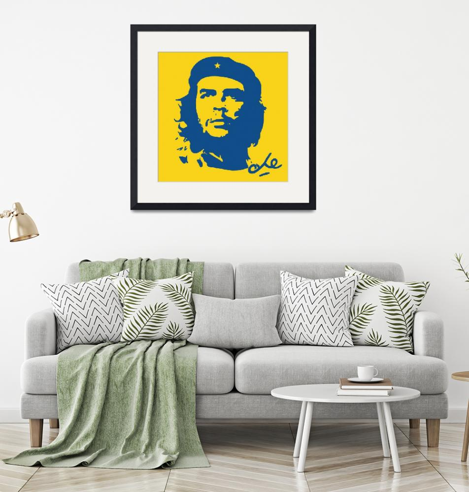 """""""Che Guevara Poster 10""""  by motionage"""