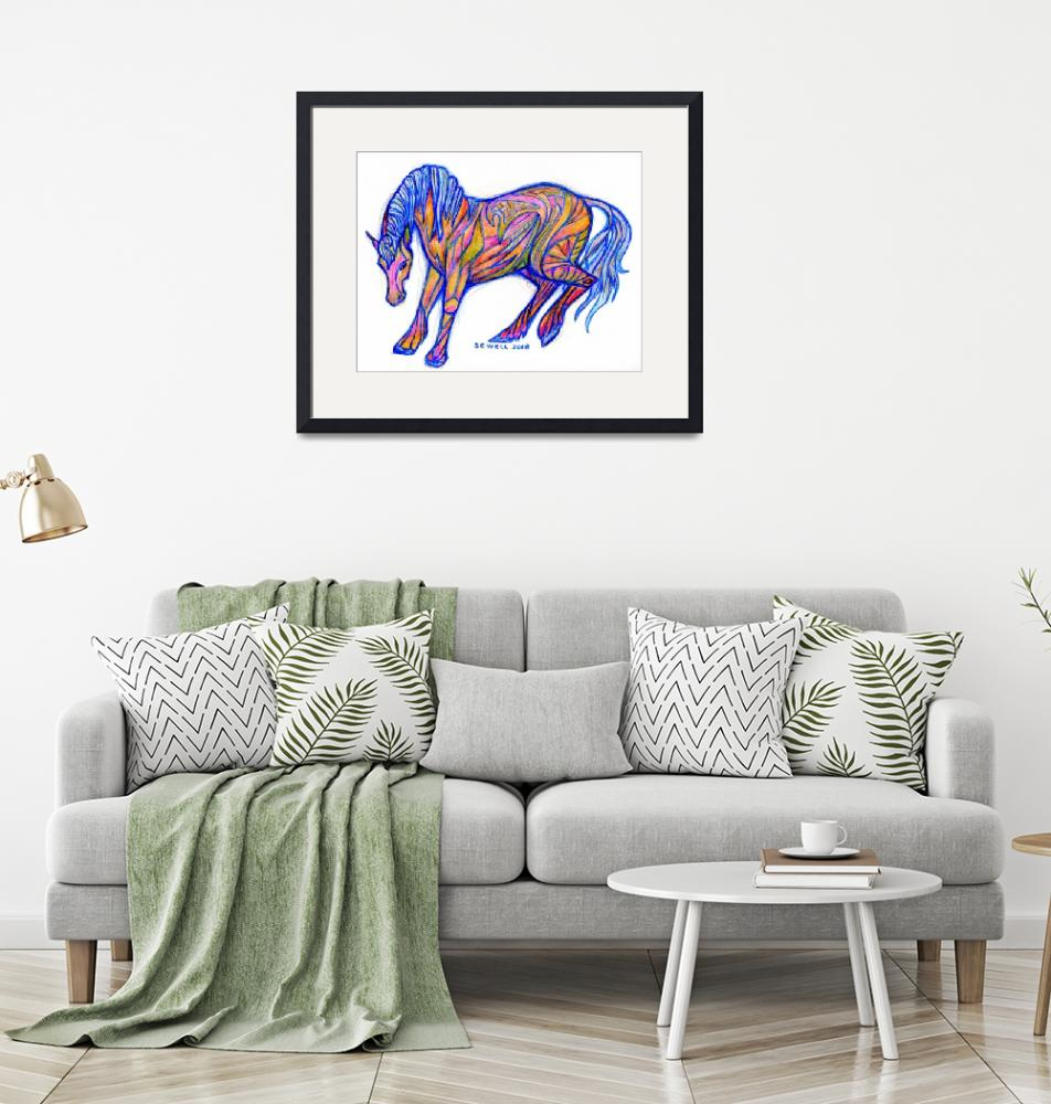 """""""Pony""""  (2018) by TrishSewell"""