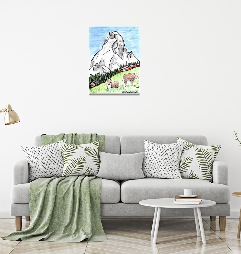 """""""Matterhorn""""  (2007) by Countryswiss"""