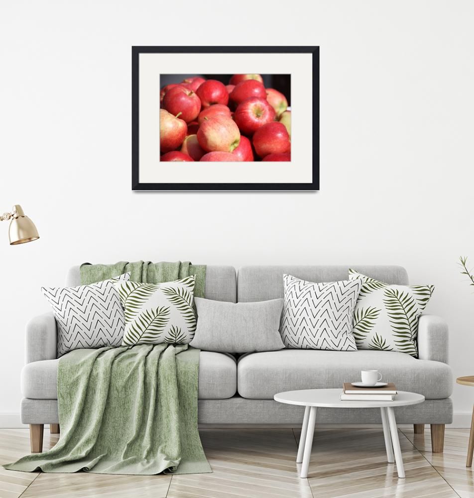 """""""Apples""""  (2010) by stephcollier"""