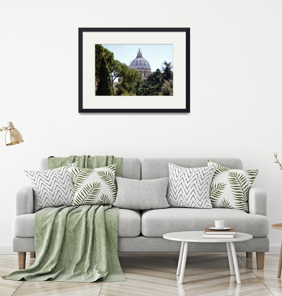 """""""A View Of St. Peter"""
