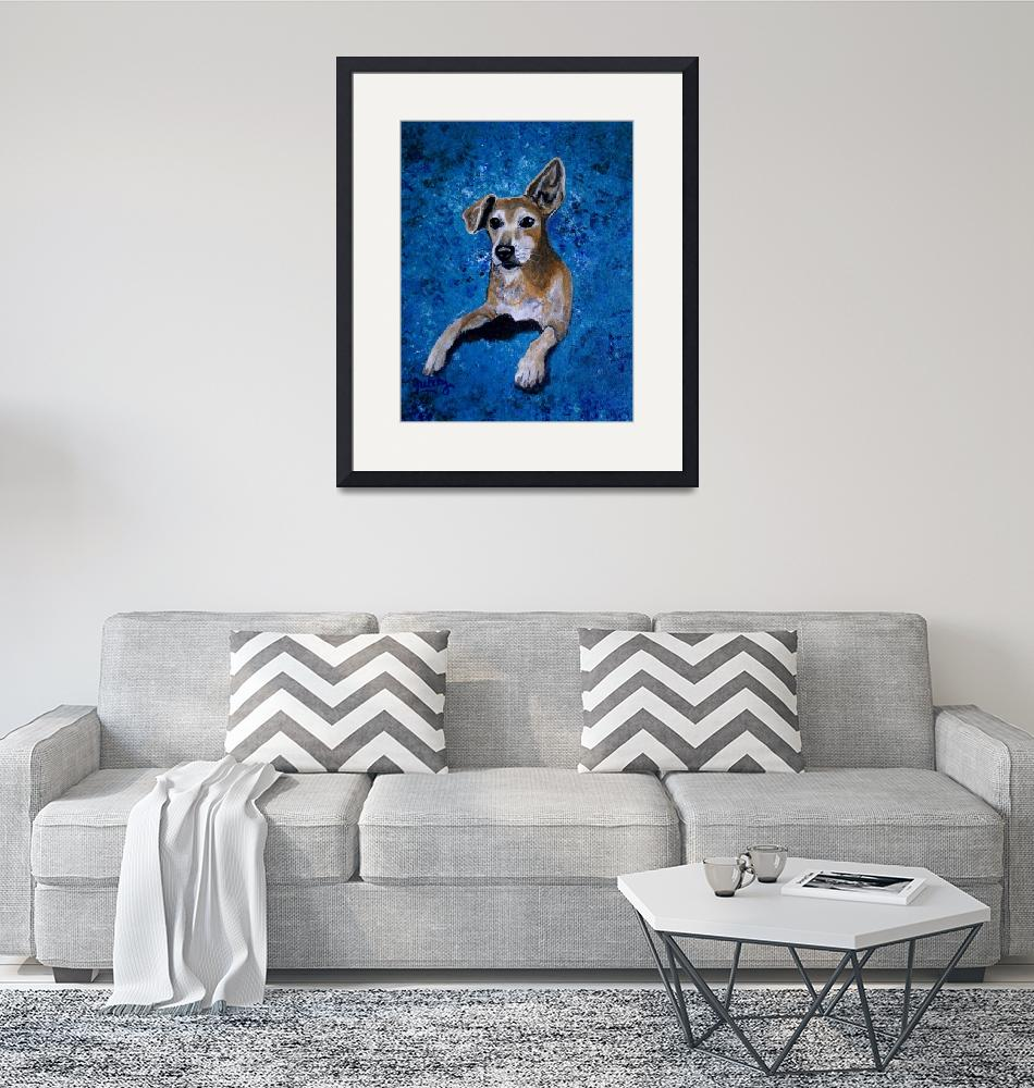 """""""Champion""""  (2010) by paintingsbygretzky"""