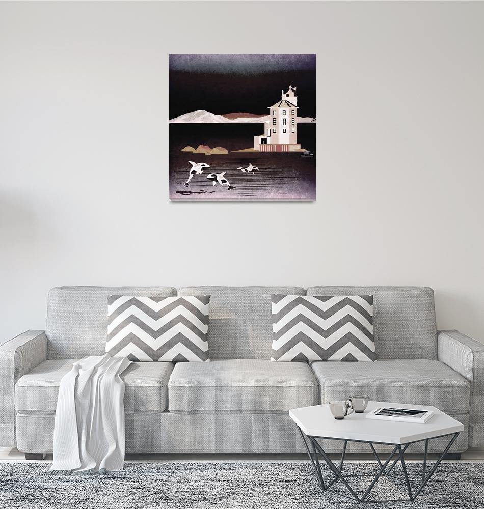 """Norway - Landscape 176""  (2019) by Design4uStudio"