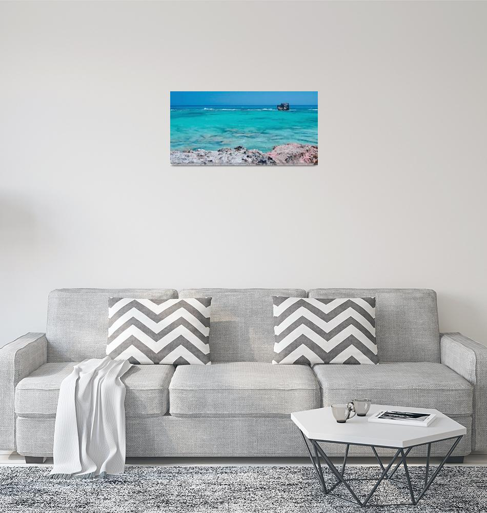 """Church Bay Stripes""  (2015) by PadgettGallery"