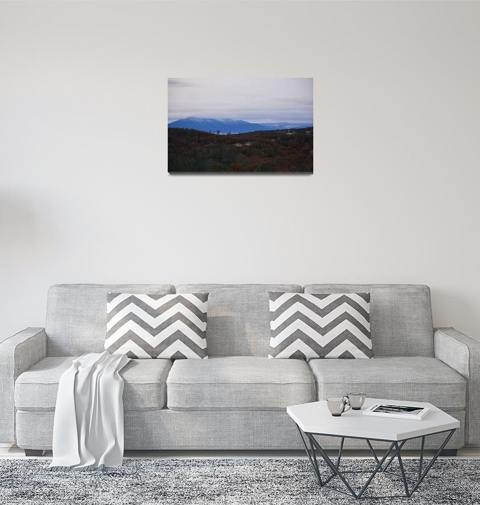 """Enjoyment of the landscape is a thrill-Hockney""  by LifeLoveLiberty"