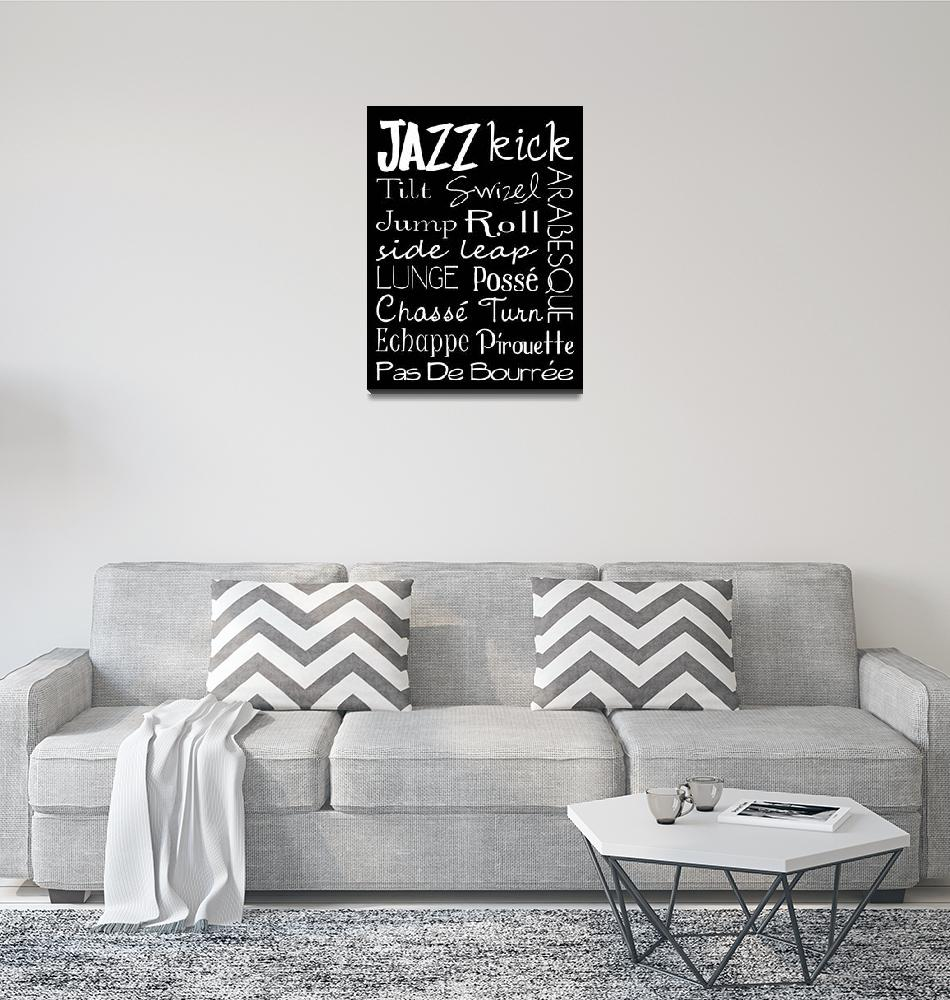 """Jazz Subway Art""  (2012) by FriedmanGallery"