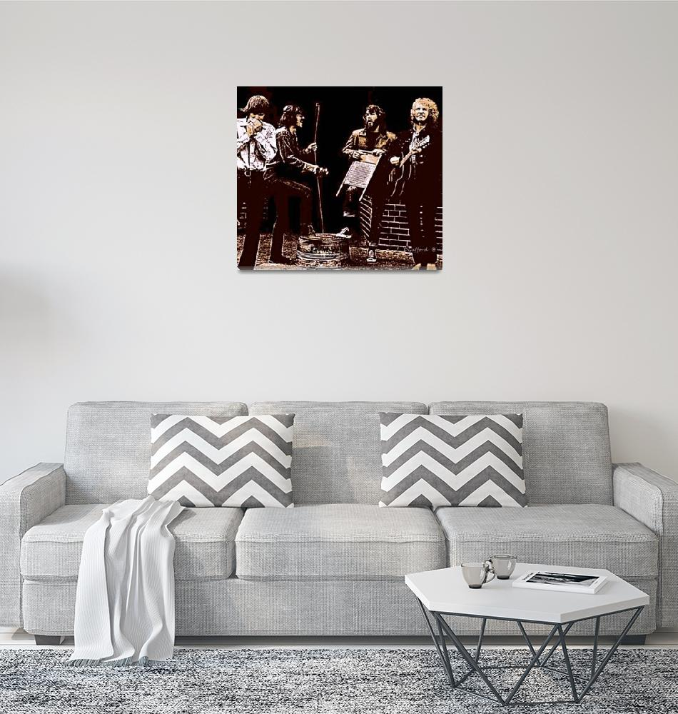 """""""Creedence Clearwater Revival""""  (2016) by davegafford"""
