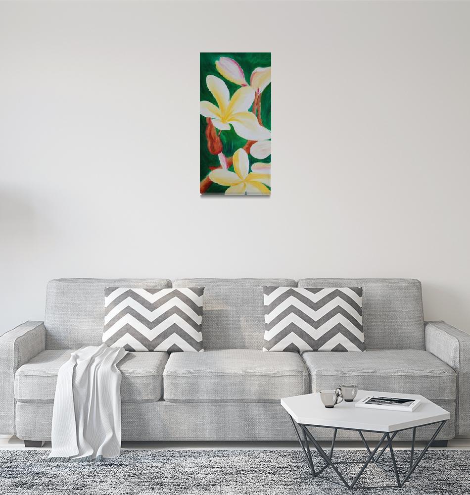 """""""Hawaiian Aroma""""  (2010) by artman-1"""