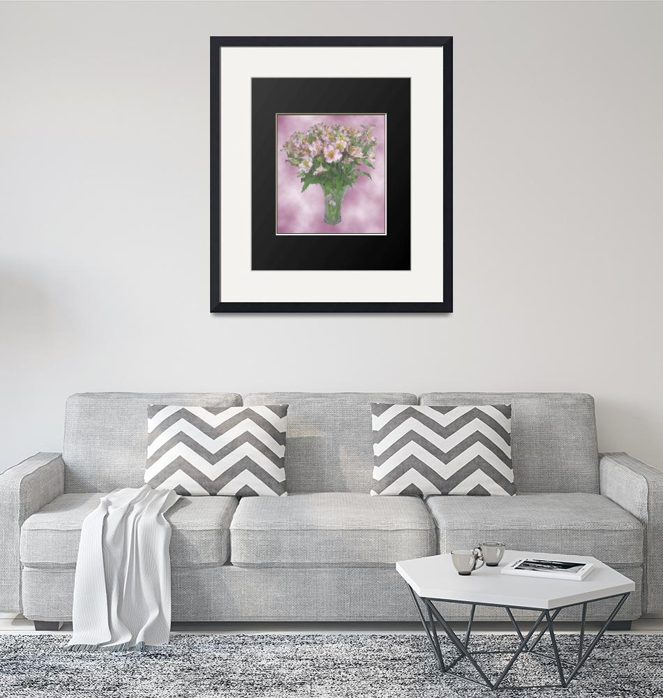"""Flowers-framed""  (2007) by bobsmithuk"