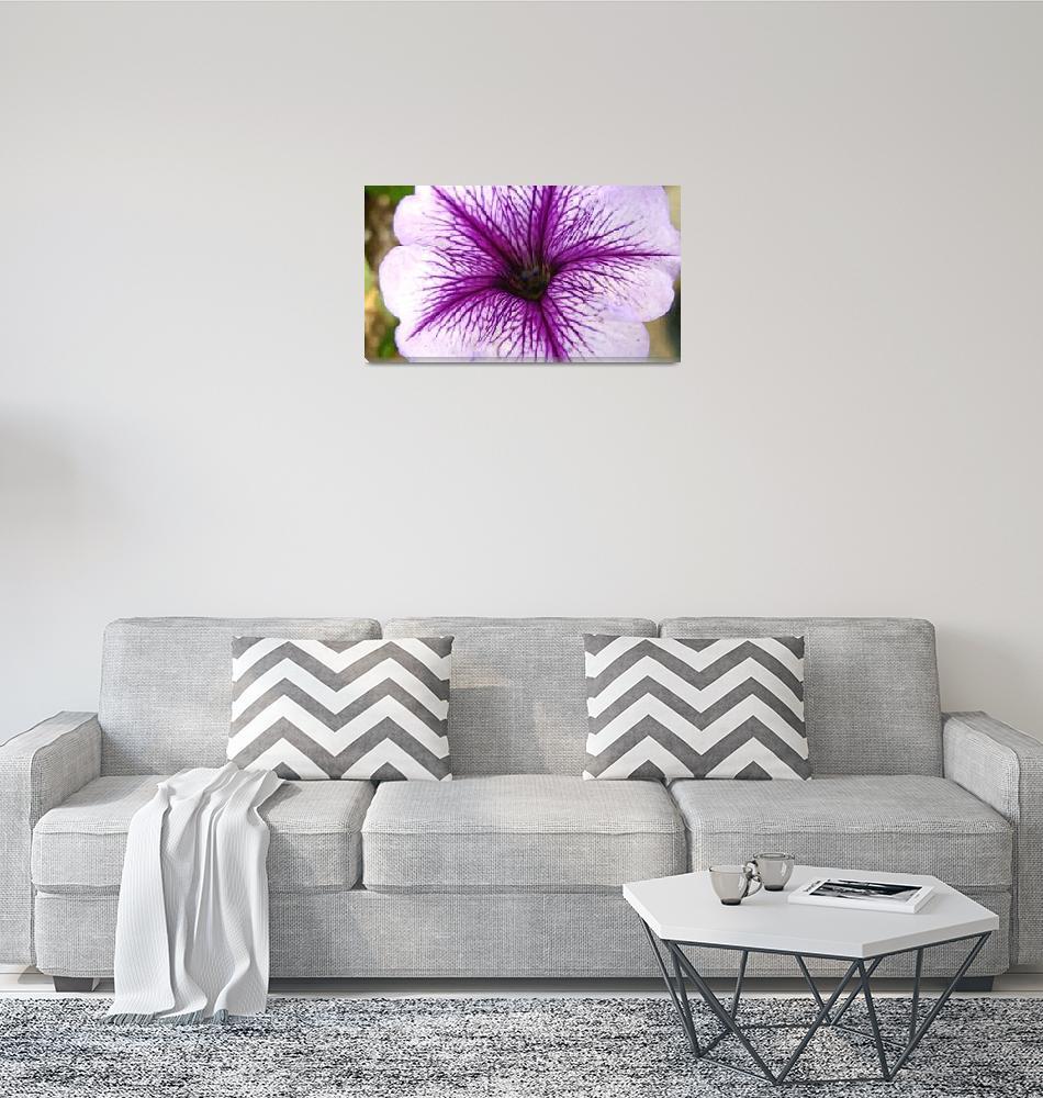 """purple flower oil""  by lizmix"