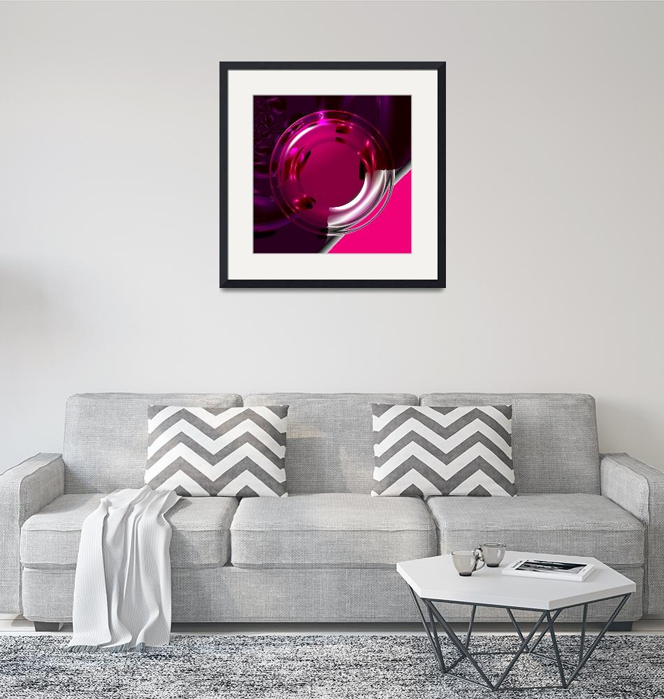 """Pink Candy""  (2008) by ArtPrints"