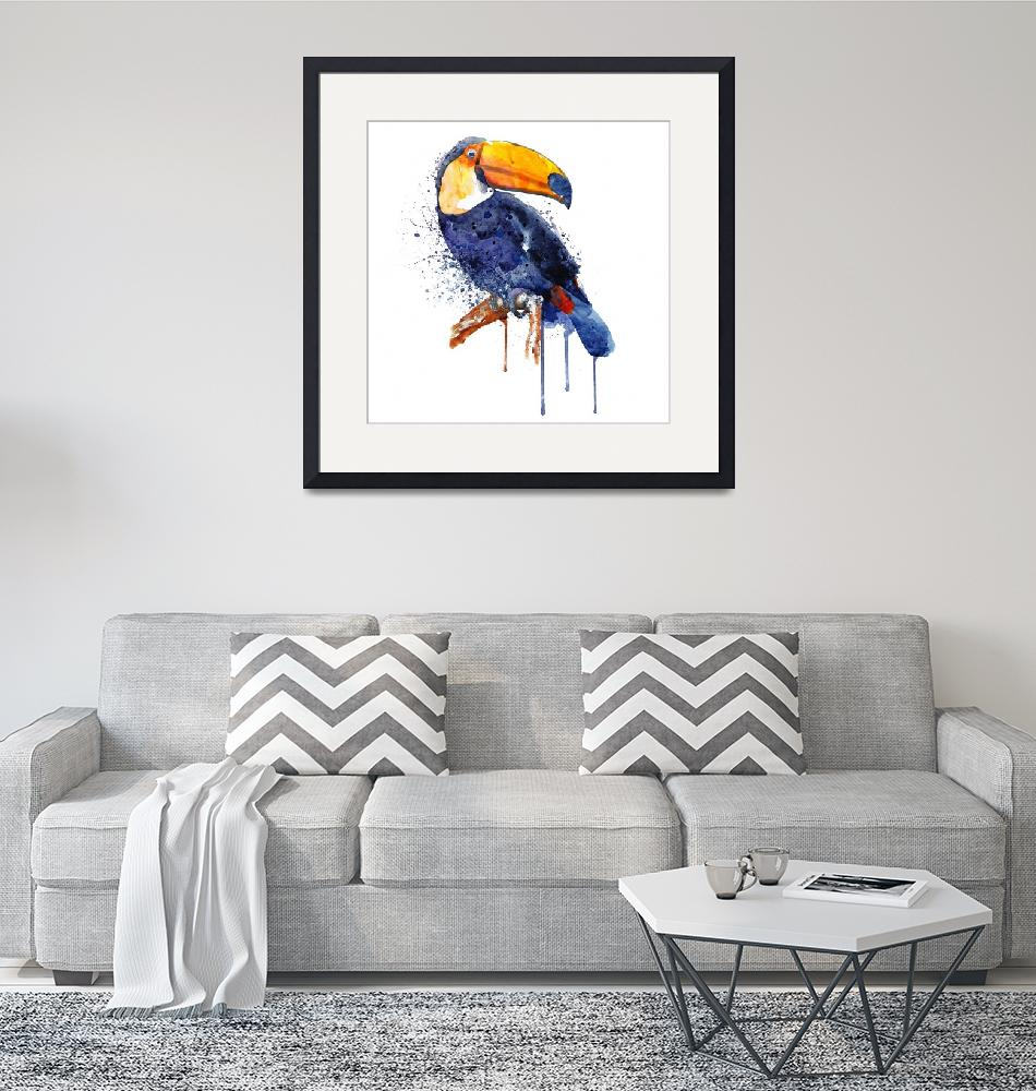 """""""Toucan""""  (2016) by MarianVoicu"""