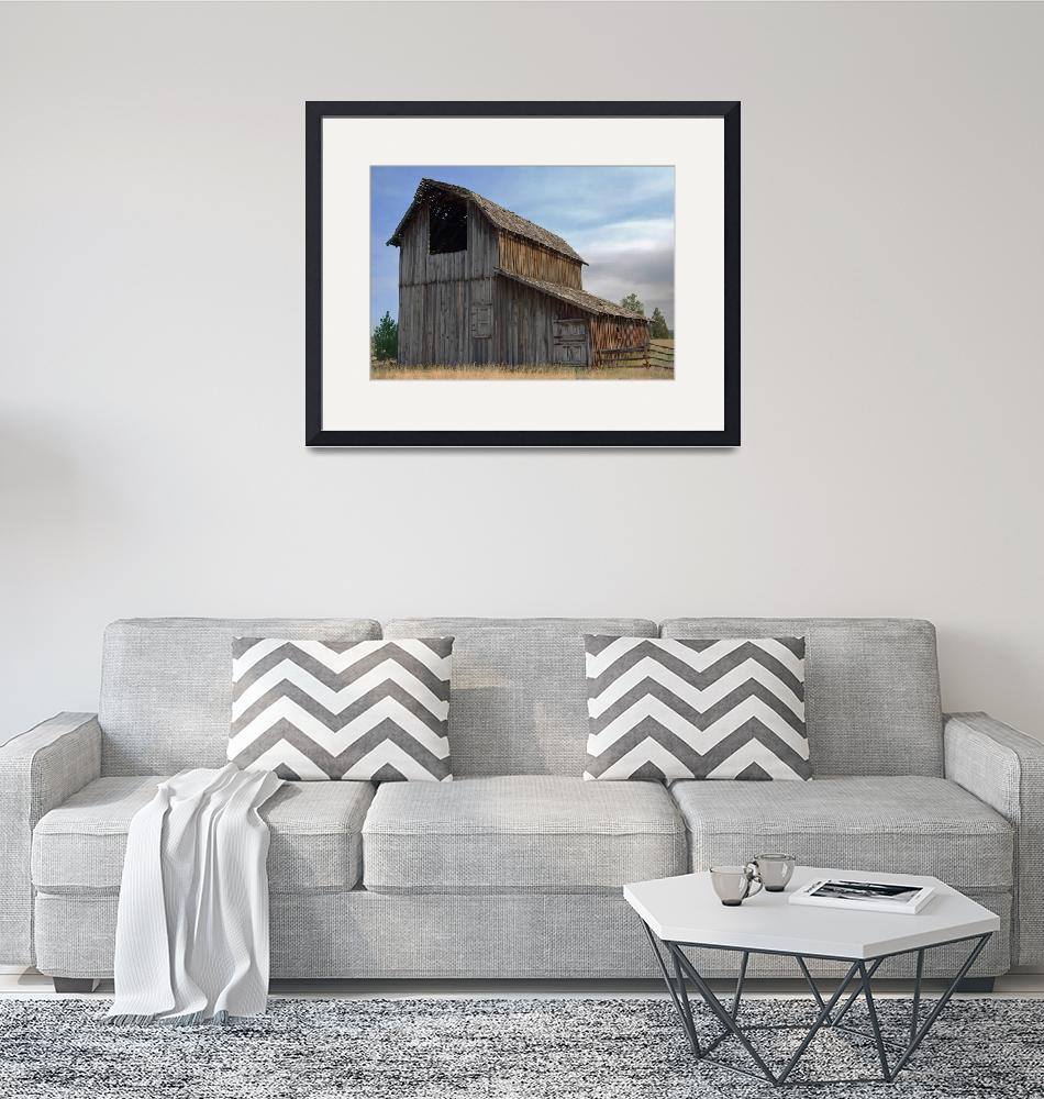 """""""Old Paladin barn 6""""  by Mikellysart"""