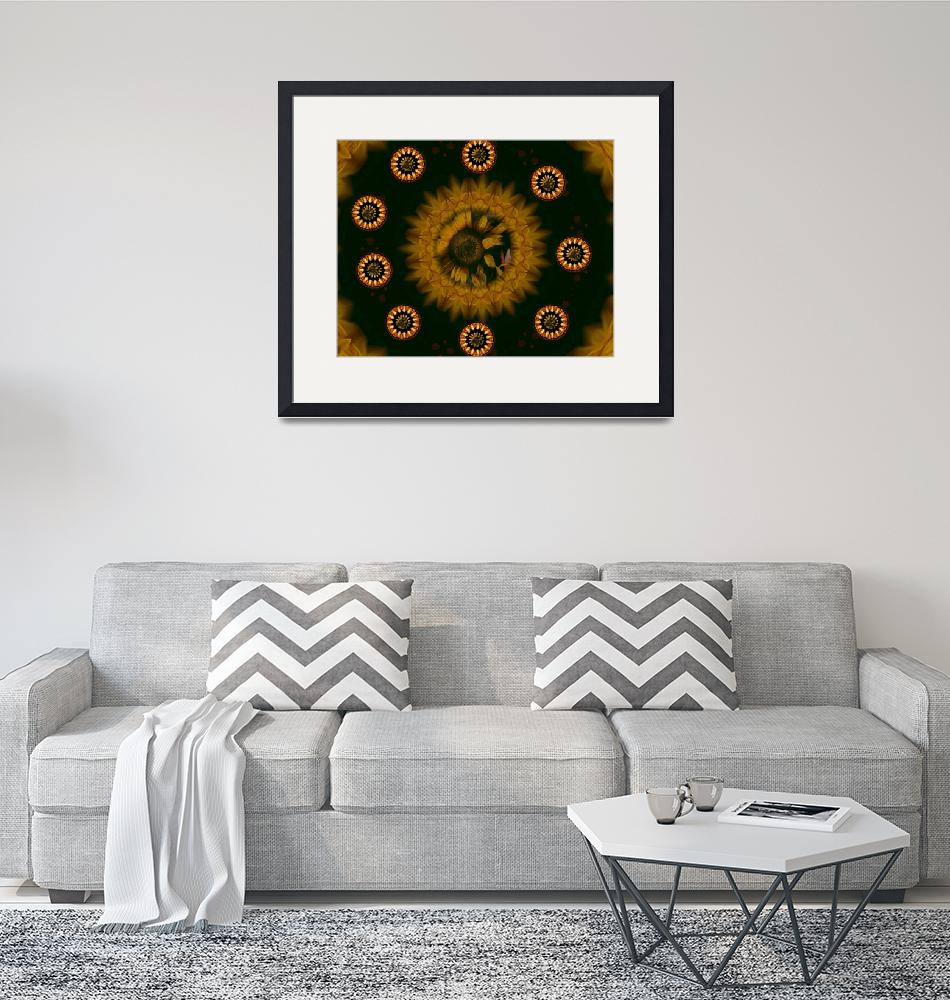 """""""SUNFLOWER""""  (2008) by PepitaSelles"""