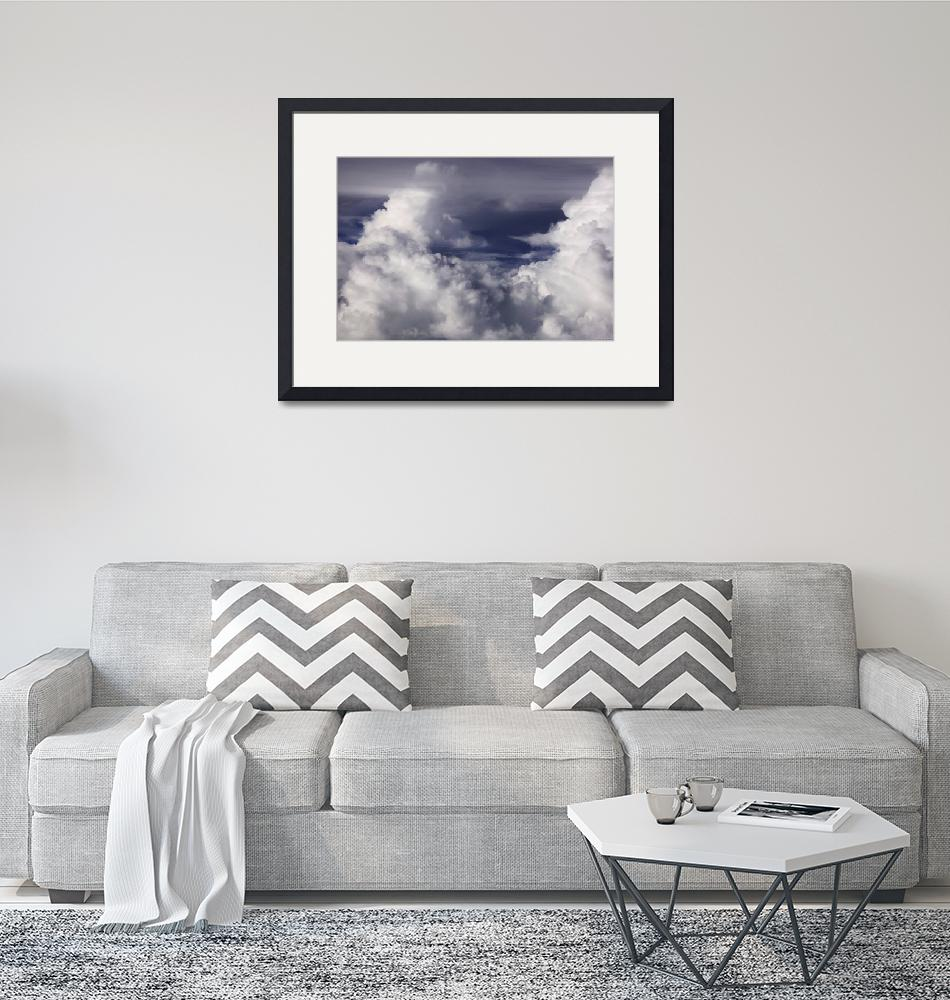 """""""Cloud Painting""""  (2009) by streetraven"""