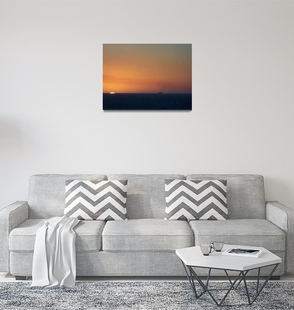 """Beautiful Sunset""  (2008) by FifePhotographer"