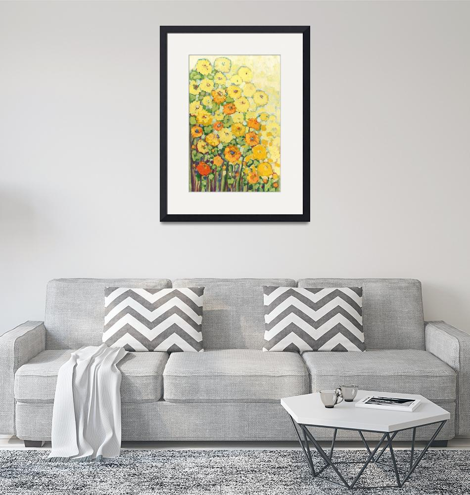 """""""Marigolds for Carson""""  (2010) by JENLO"""