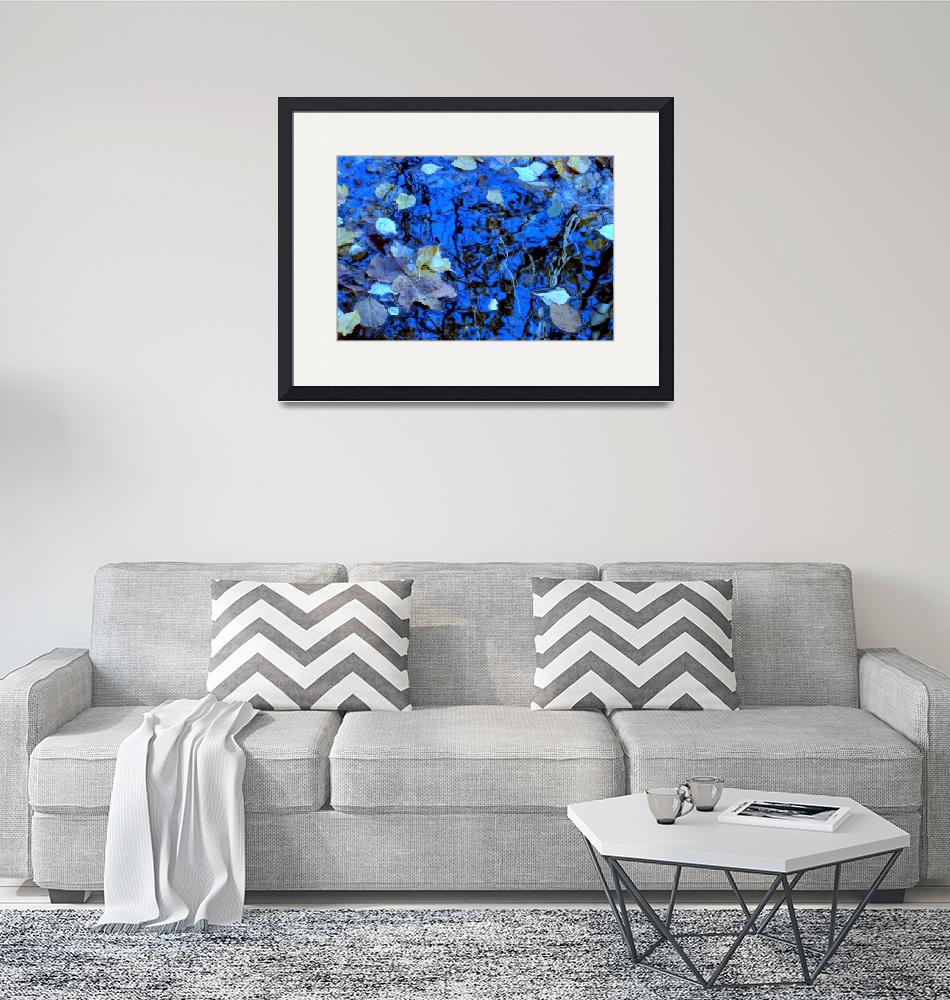 """""""Blue""""  (2008) by SyntheticExhibition"""