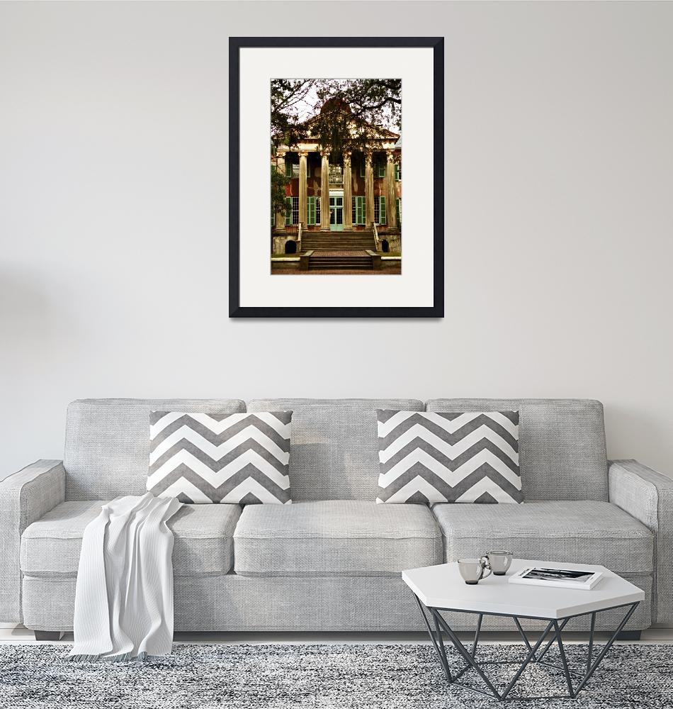 """""""Randolph Hall""""  (2000) by PadgettGallery"""
