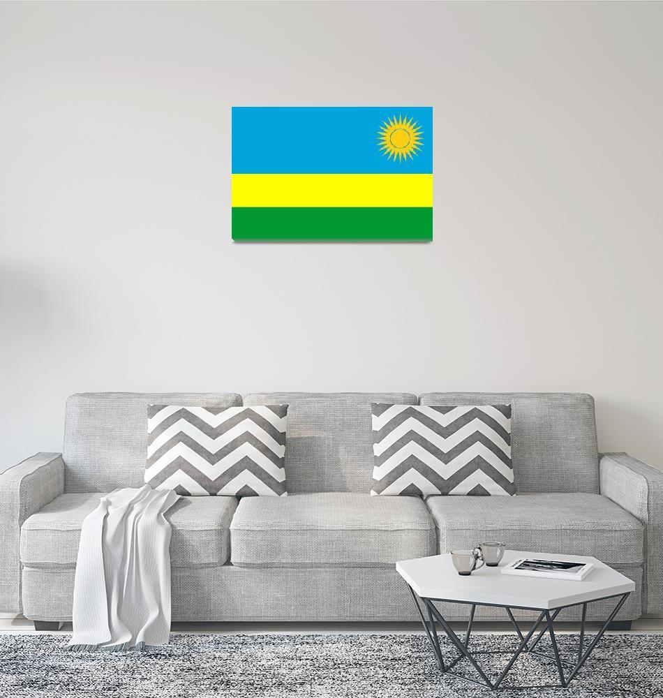 """Rwanda""  by tony4urban"