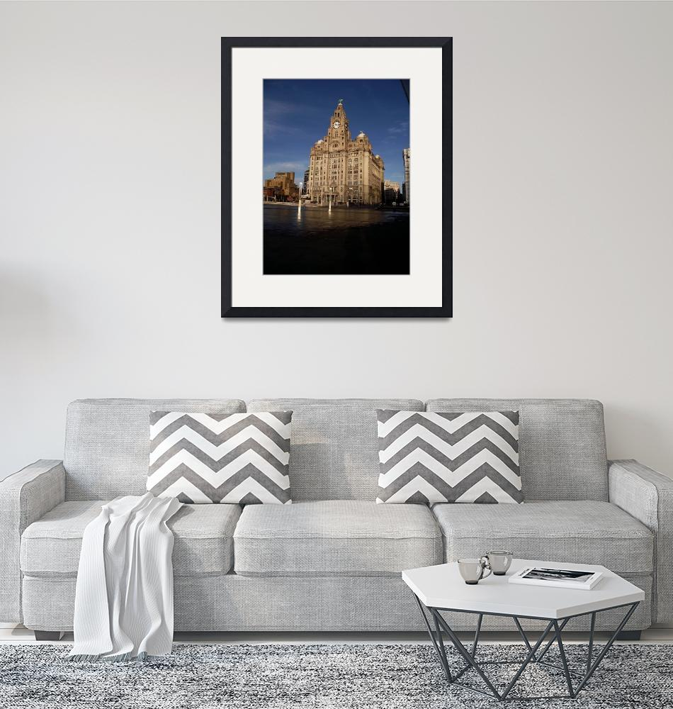 """""""Royal Liver Building""""  by merelymortal"""