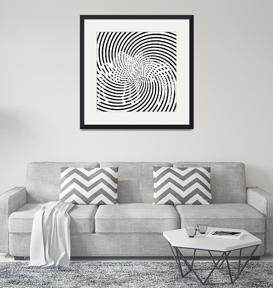 """Op art""  by Design4uStudio"