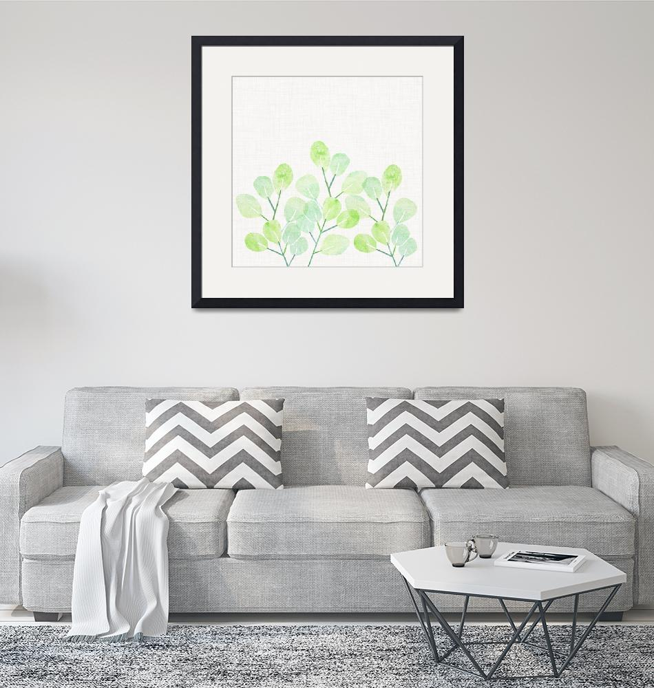 """""""Jade Plant""""  (2018) by moderntropical"""