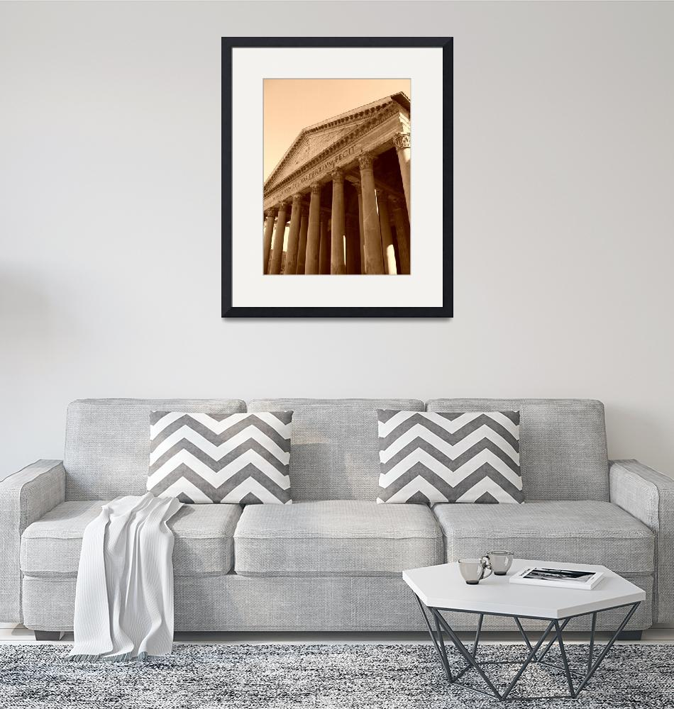 """""""The Pantheon 2""""  (2009) by McManus"""