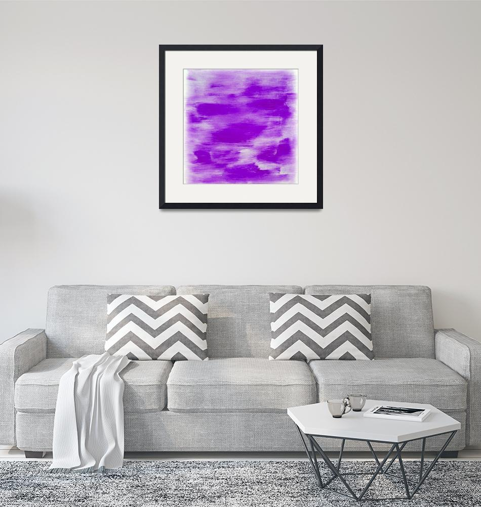 """Purple Abstract""  (2015) by jadeevalley"