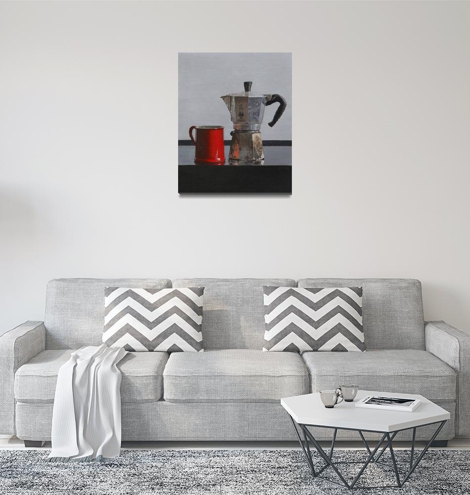 """""""Coffee Meet""""  (2012) by jasonpatrickjenkins"""