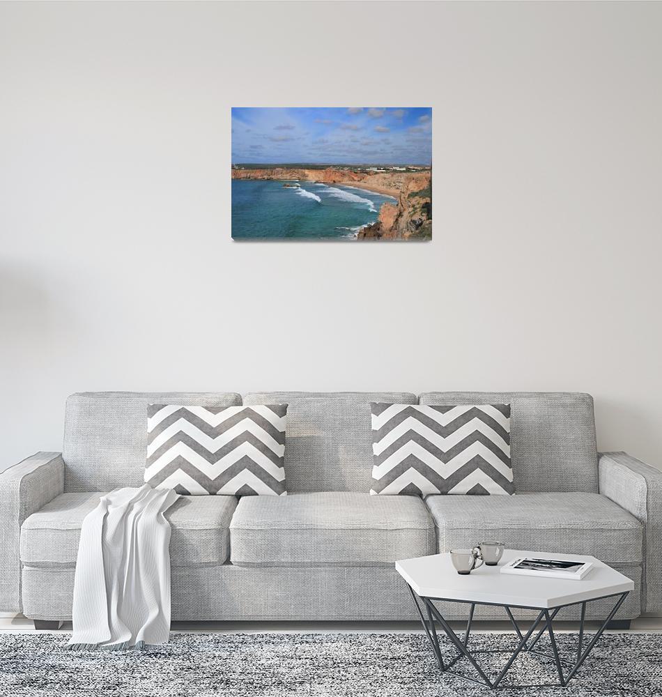 """""""Praia do Tonel""""  by cww-photography"""