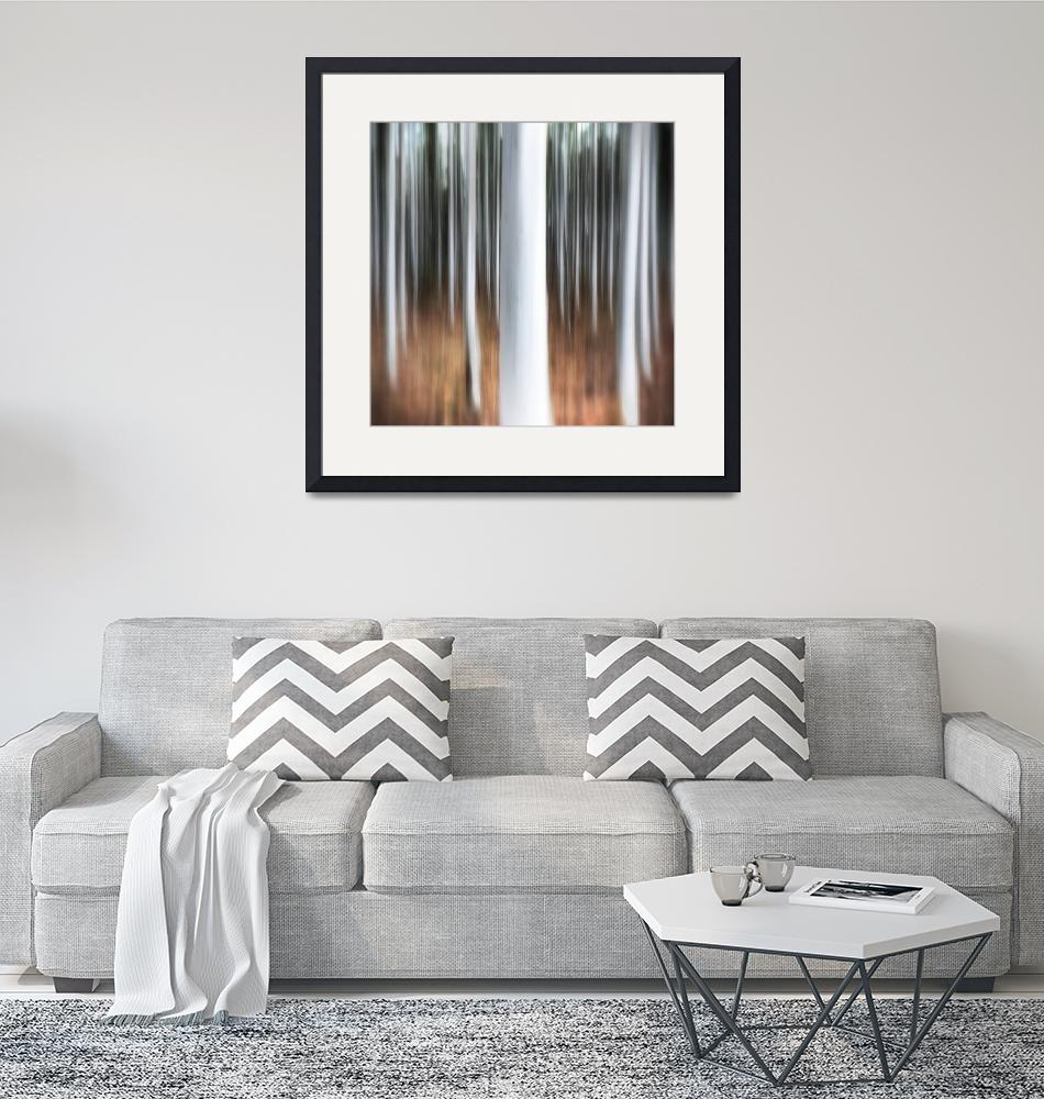 """""""Abstract Trees""""  by NeilOvery"""