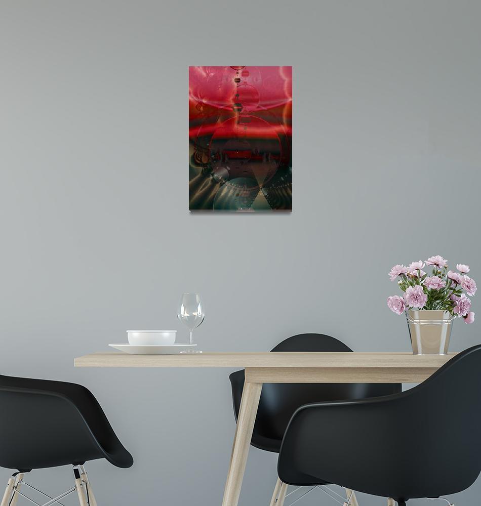 """""""07-Hirvsken""""  (2011) by fractal-art"""