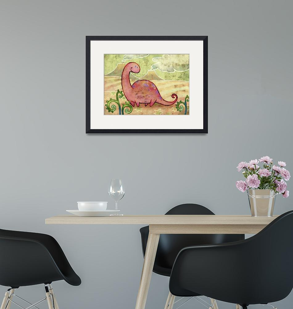 """""""Apatosaurus""""  (2008) by atelier302"""