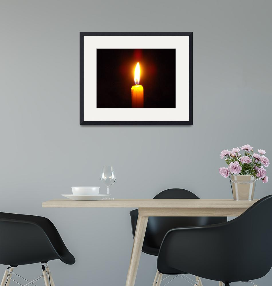 """""""candle""""  (2009) by pamalway"""
