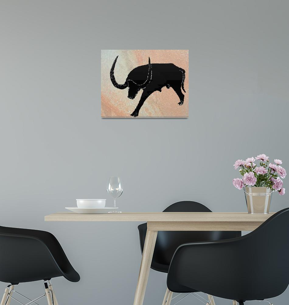 """Oran Buffalo""  by asoknath"
