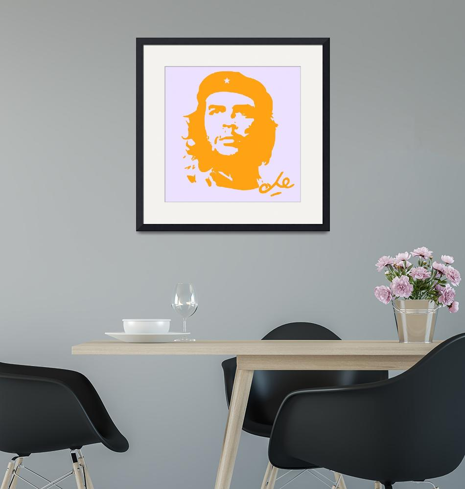 """""""Che Guevara Poster 13""""  by motionage"""