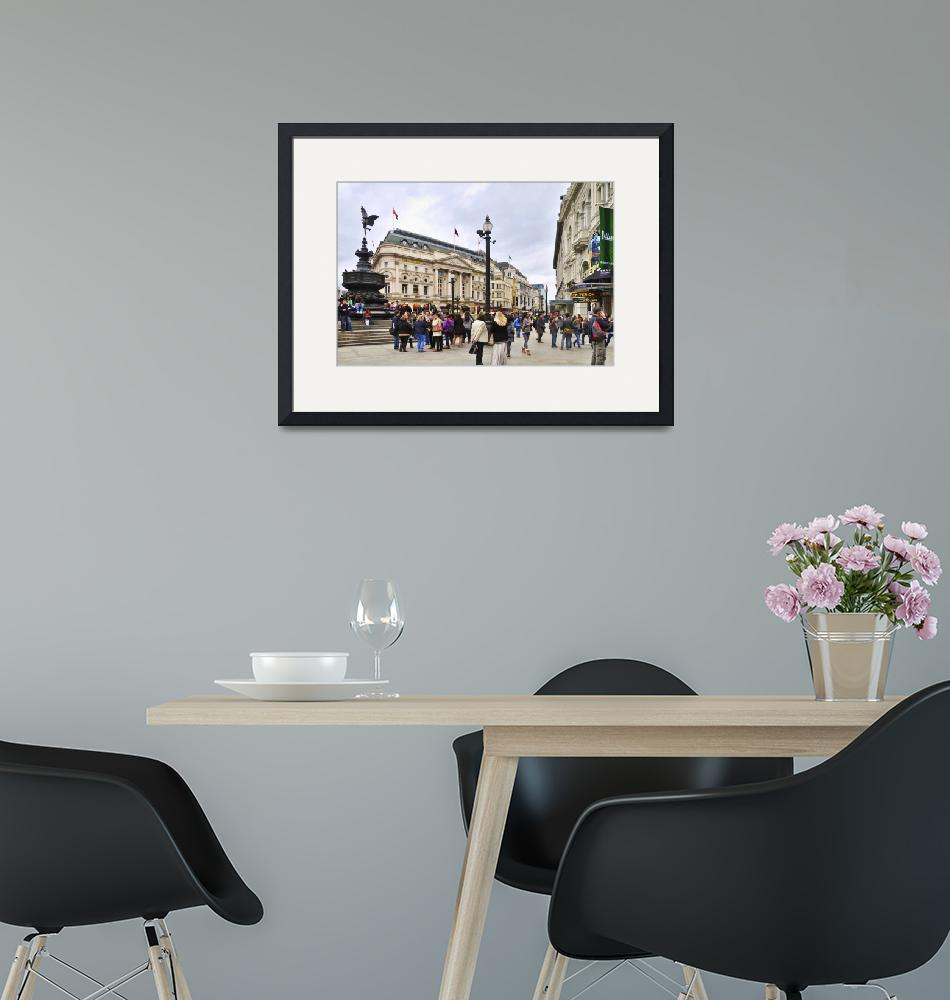 """""""Piccadilly Circus""""  (2011) by PaulCoco"""