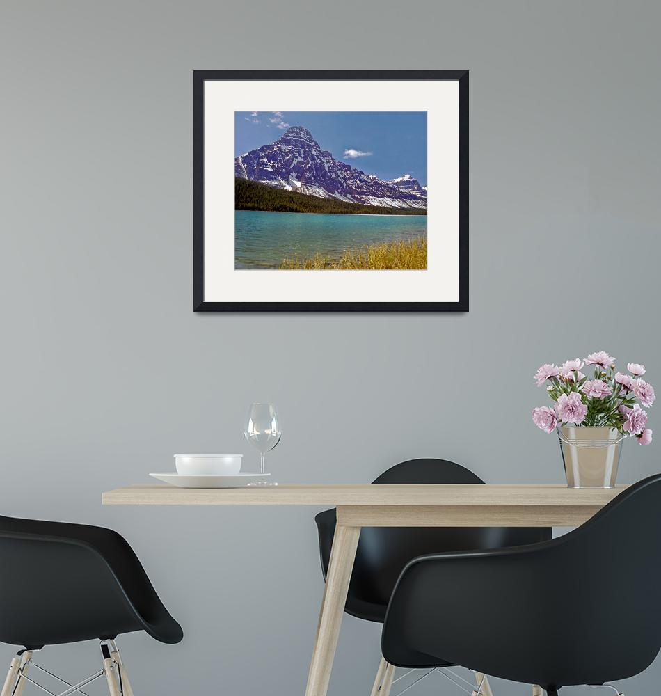 """""""Canadian Rockies 1""""  by PaulHuchton"""
