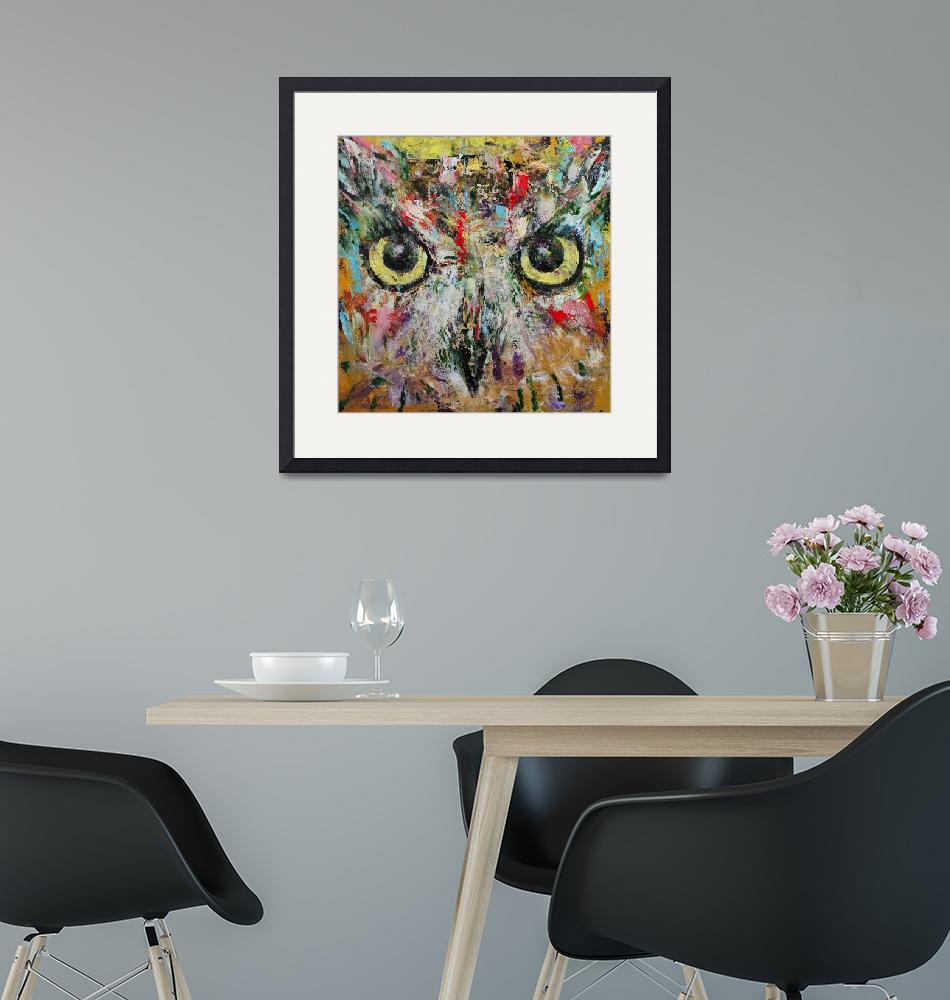 """""""Mystic Owl""""  by creese"""