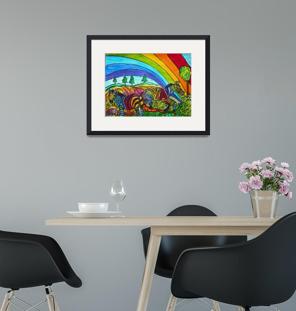 """""""Rainbow Chasers""""  (2012) by Countryswiss"""